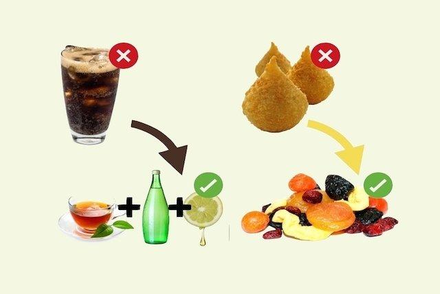 Saiba o que comer para sair da Depressão