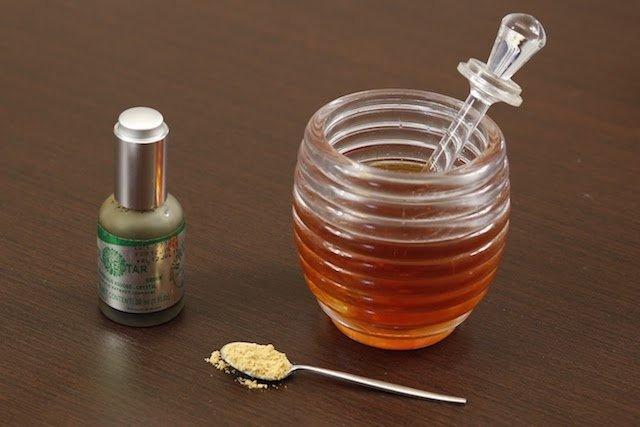 Xarope de gengibre para gripe