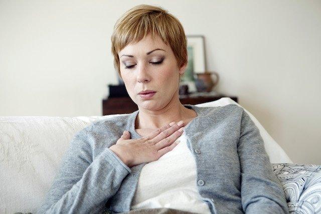 consecuencias de no respirar bien al dormir