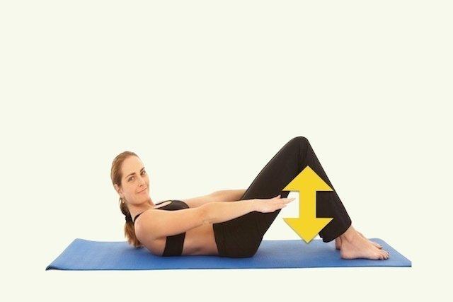 5 Exercícios para ficar com a barriga durinha
