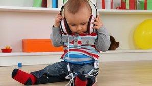 Beneficios de la música para bebés y niños