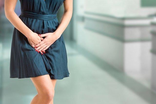 Gravidez pode provocar Incontinência