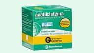 Para que serve a Acetilcisteína e como tomar