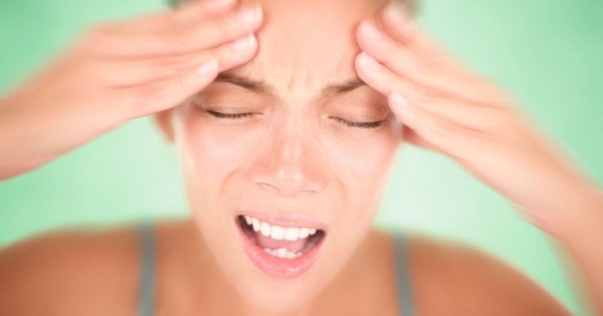 7b97a3c99 O que pode ser a dor de cabeça que não passa - Tua Saúde
