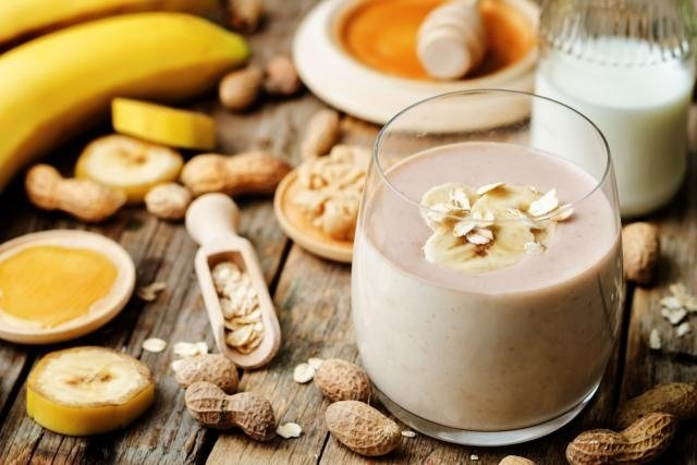 Pasta de amendoim para ganhar massa muscular