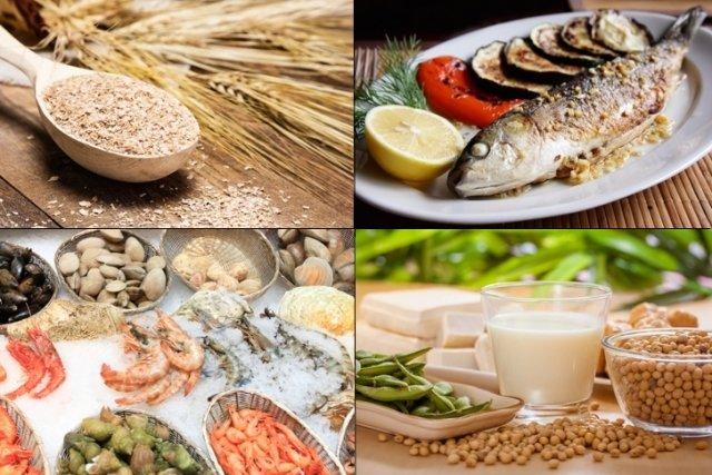 8 principais alimentos que causam alergias