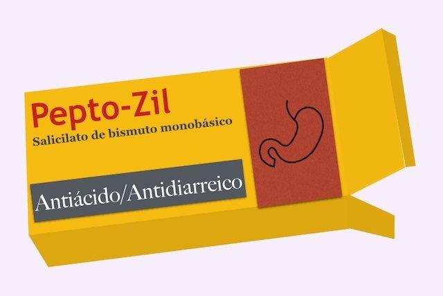 Peptozil: remédio para diarreia e dor de estômago