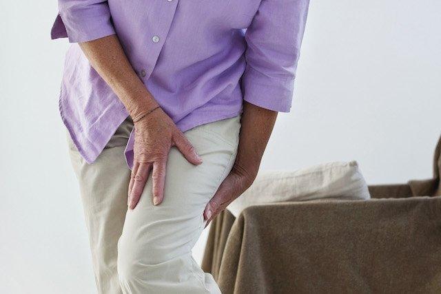 Pasos para tratar el nervio ciático inflamado en casa