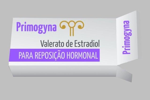 Primogyna - Remédio para Reposição Hormonal
