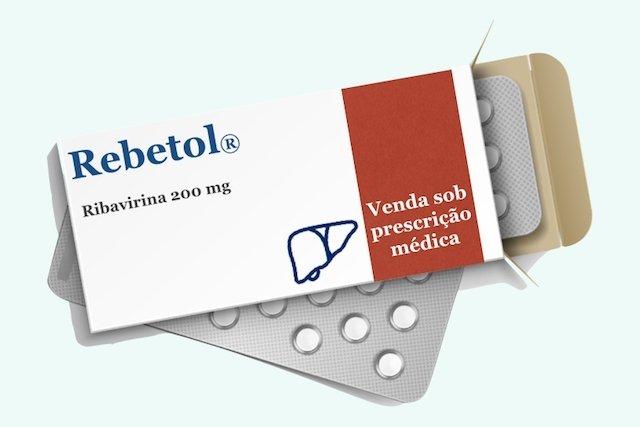 Ribavirina: remédio para hepatite C