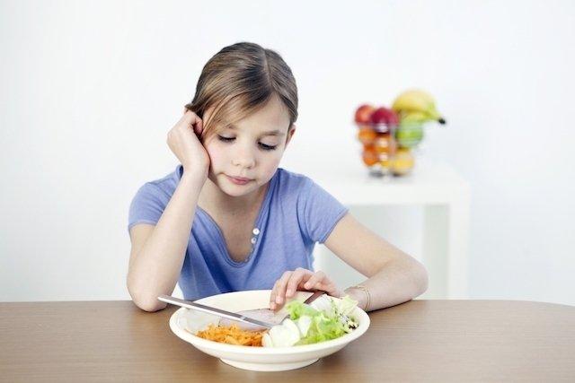 O que fazer na anorexia infantil