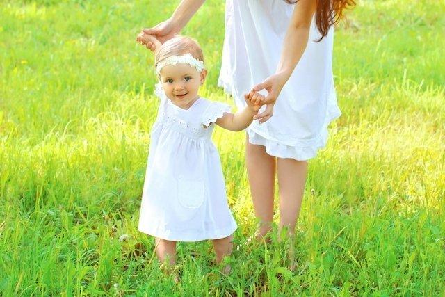 Como é e o que faz o Bebê com 10 meses