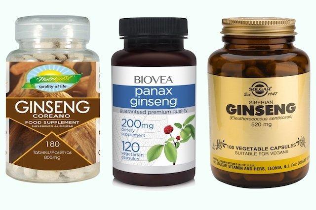 Como tomar Ginseng em Cápsulas