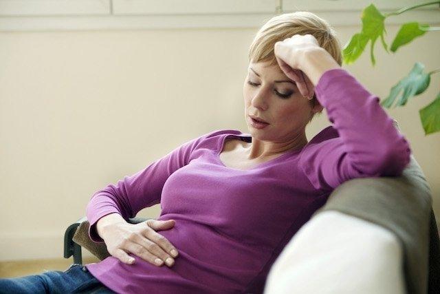 Solução natural para barriga inchada