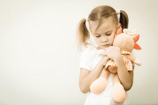 Entenda Porque algumas Crianças são menos carinhosas