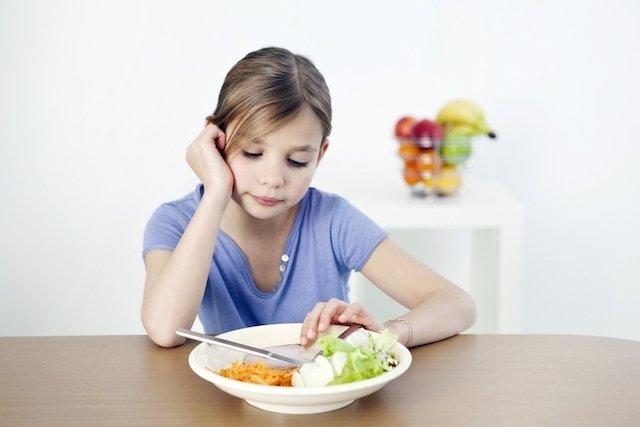 Distúrbios alimentares que podem surgir na infância