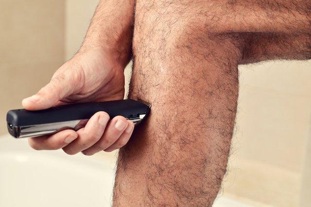Depilação masculina: como fazer corretamente