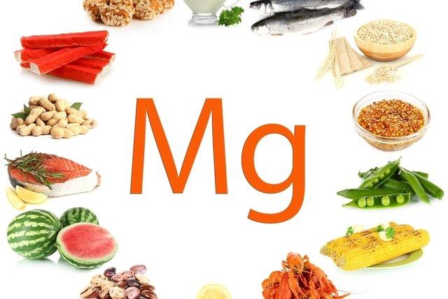 10 Alimentos mais ricos em Magnésio e seus benefícios