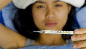 Sintomas causados pela Malária