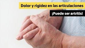 Todo sobre la artritis