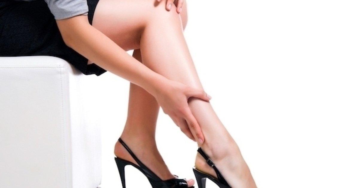 hormigueo en piernas pies