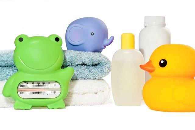 Material para o banho
