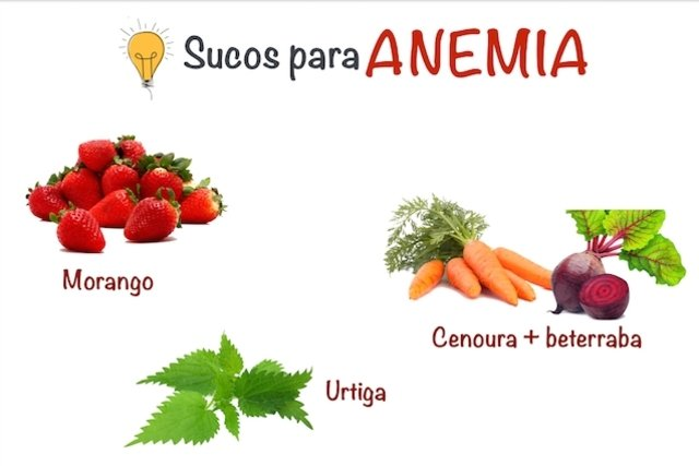 Remédio caseiro para anemia na gravidez