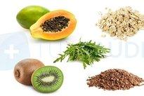 Alimentos para prisão de ventre