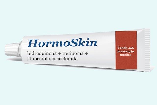 Como usar o creme clareador Hormoskin para melasma