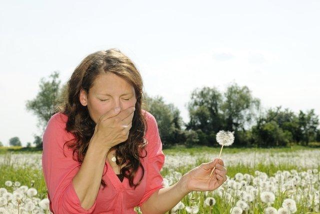 Sintomas de alergia respiratória