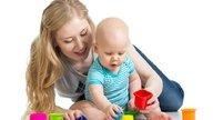 ¿Con cuántos meses se sienta un bebe? Ejercicios que pueden ayudarlo a sentarse