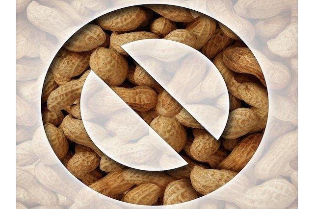 O que fazer em caso de Alergia ao Amendoim