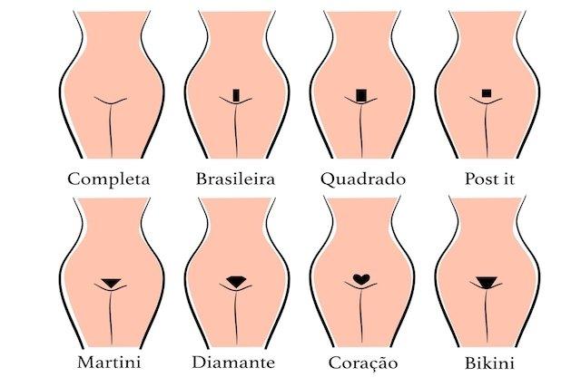Como fazer a depilação íntima feminina