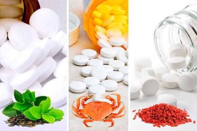 Pastillas para bajar de peso: naturales y de farmacia