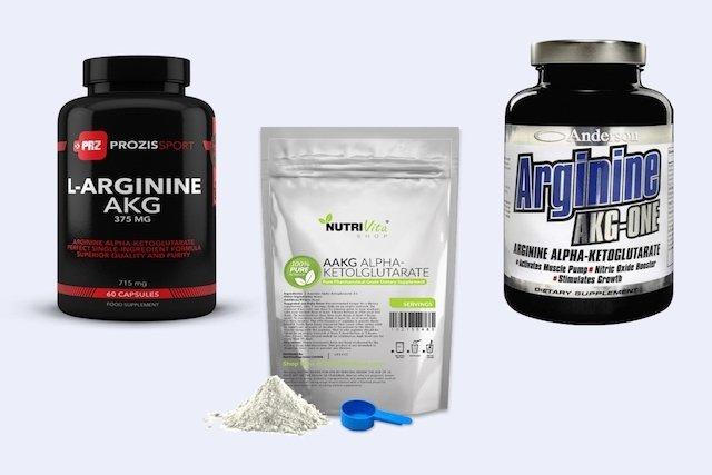 Como tomar a Arginina AKG para aumentar os Músculos
