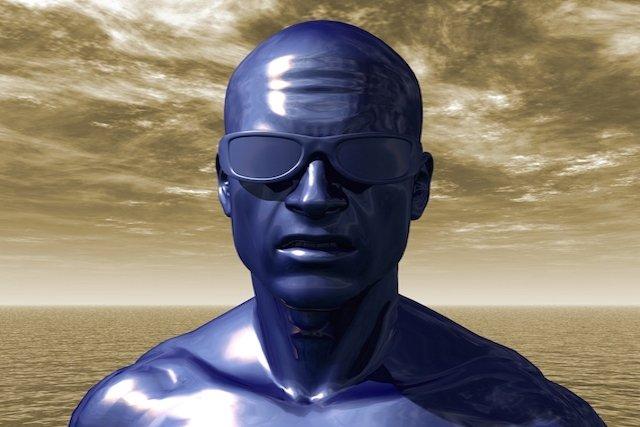 Argíria - Conheça a doença do homem Azul