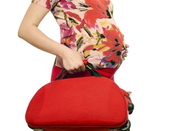 O que deve ter na mala da Mamãe no Hospital