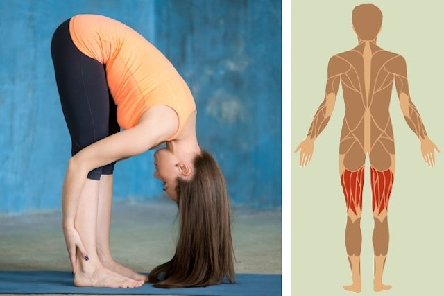 Exercícios de alongamento para pernas