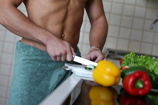 Dieta para definir o abdômen