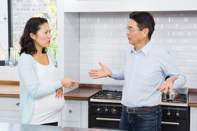 Entenda porque as grávidas ficam mais sensíveis