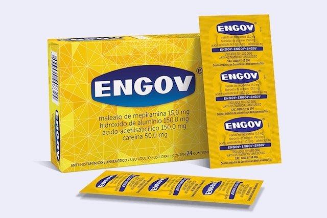 Engov: para que serve e como tomar