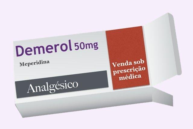 Meperidina (Demerol)