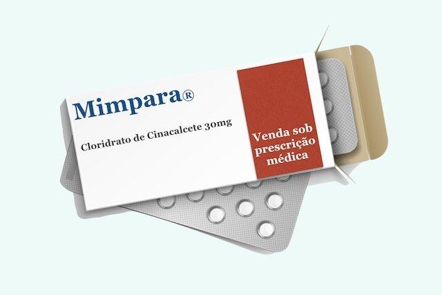 Cinacalcete: remédio para hiperparatireoidismo