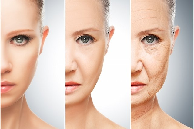 Como combater as Rugas e a Pele Seca na Menopausa