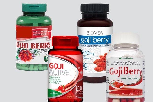Como tomar Goji Berry em cápsulas para Emagrecer