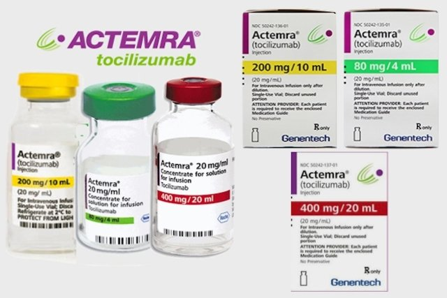 Actemra para tratar a Artrite Reumatoide