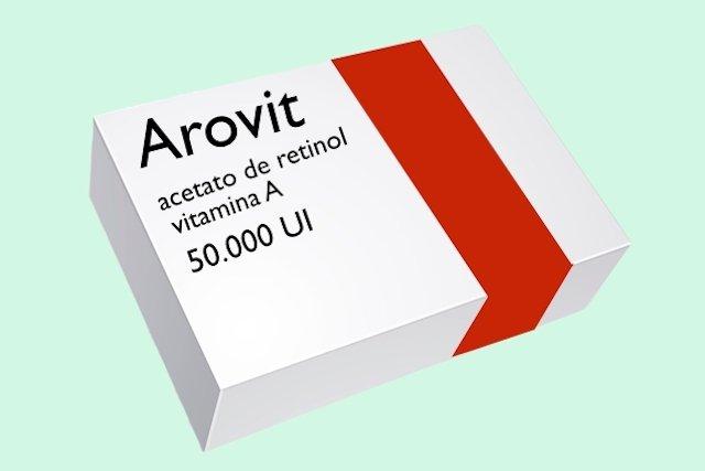 Arovit (vitamina A)