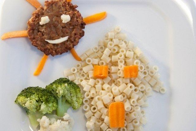 Como fazer seu filho comer de tudo