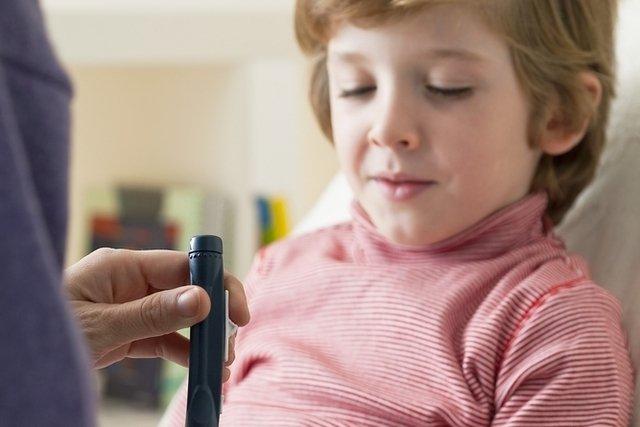 Como saber se meu filho tem diabetes