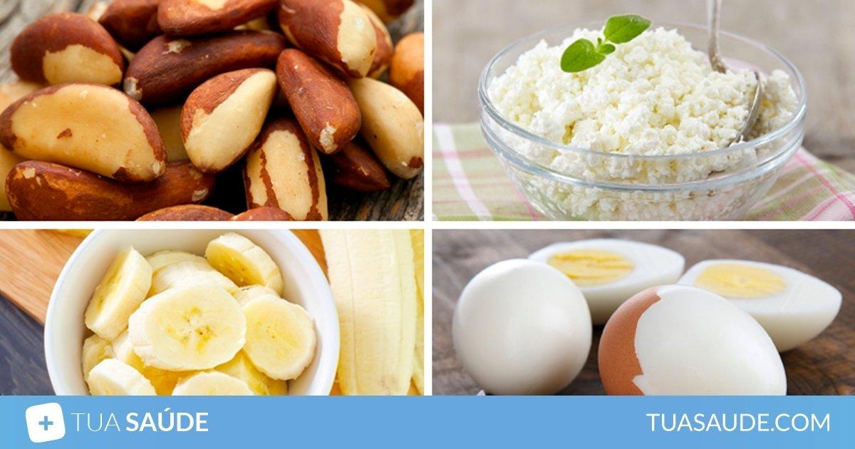 alimentos ricos em vitamina b1 e b2